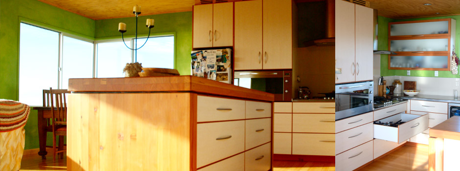 Kitchen Design In New Plymouth