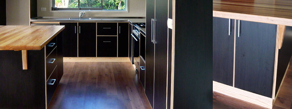 new plymouth custom kitchen joinery