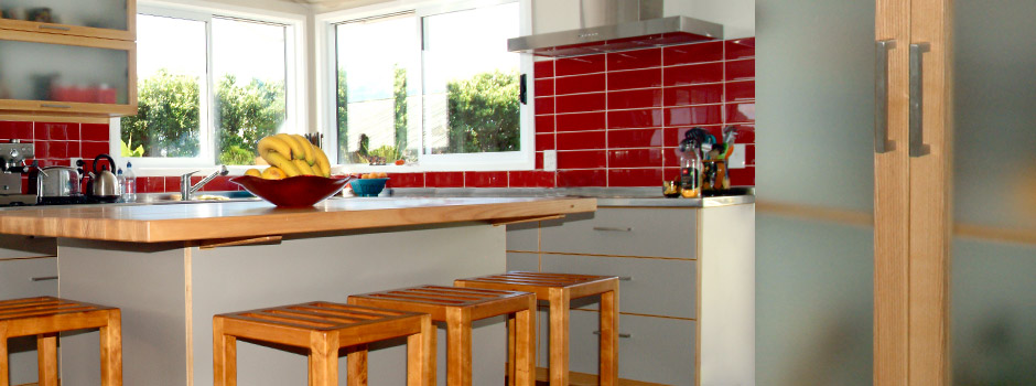 example of bespoke kitchen design