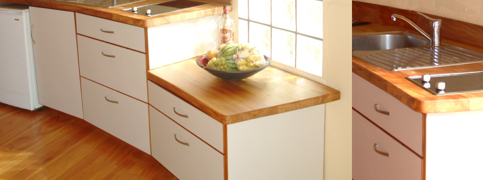 kitchen cupoards joinery in okato
